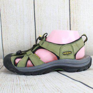 KEEN Venice Suede Water Sport Sandals Size 7.5